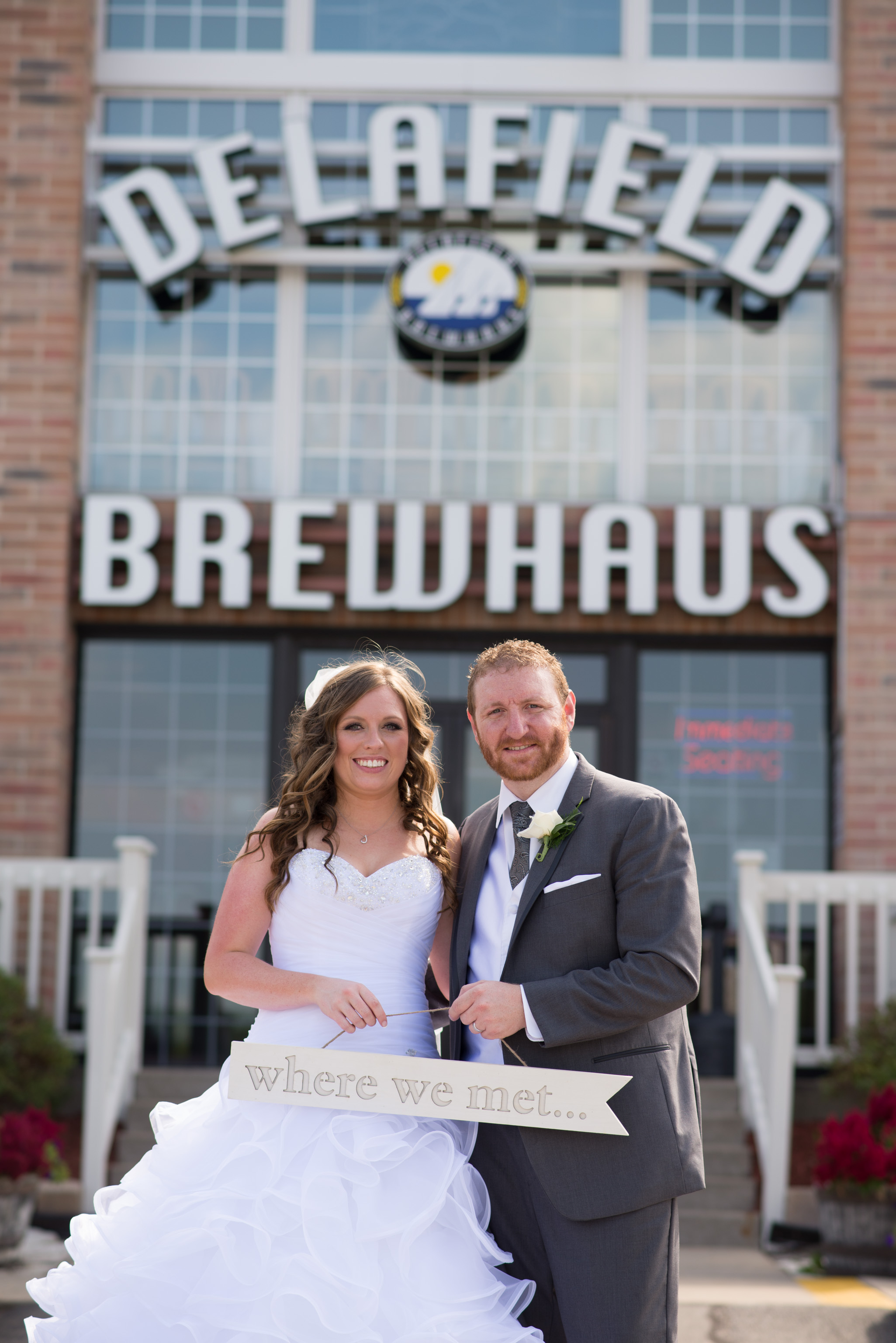 Delafield Brewhaus Weddings and Receptions